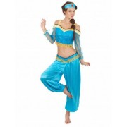 Disfraz de bailarina oriental mujer M