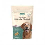NaturVet Senior Care Hip & Joint Advanced Formula Dog Soft Chews, 120 count