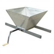 Zdrobitor struguri EVOTOOLS, 15 l, gri, 20 kg, 635063