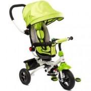 Tricicleta TOYZ Pliabila Wroom Green