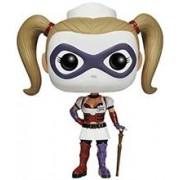 Figurina Pop Heroes Batman Arkham Asylum Harley Quinn Nurse
