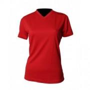 Newline Base Cool Tee T-Shirt Dam Röd