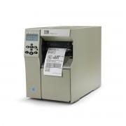 Stampante Zebra 105SL Plus;termica diretta, trasferimento termico;LAN/parallela/rs232 db9 (seriale);zebranet 10/100 printserver