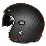 Origine Helmets Sirio Red Stripe Carbon Casca Moto Open Face Marime XL 60-61 cm