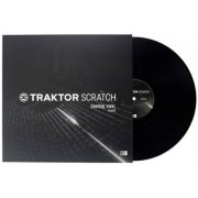 Native Instruments Traktor Scratch Ctrl. Vinyl BK