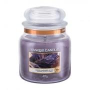 Yankee Candle Dried Lavender & Oak mirisna svijeća 411 g