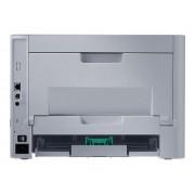 Samsung ProXpress M3820ND - Imprimante - monochrome - Recto-verso - laser - A4/Legal - 1200 x 1200 ppp - jusqu'à 38 ppm - capacité : 300 feuilles - USB 2.0, LAN