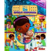 De speelgoeddokter - Mijn eerste kijk en zoekboek - dokter - boek van de speelgoeddokter - disney junior - dieren - cadeau boek