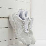 adidas Alphabounce EM Ftw White/ Silver Metallic/ Off White