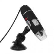 XMAX NanoScope USB digitális mikroszkóp LED világítással, 1600X nagyítás