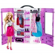Closet de lujo Barbie Fashionista Dpp72 bestoys