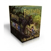 Fablehaven Complete Set (Boxed Set): Fablehaven; Rise of the Evening Star; Grip of the Shadow Plague; Secrets of the Dragon Sanctuary; Keys to the Dem, Paperback