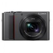 Panasonic Appareil photo numérique compact PANASONIC LUMIX TZ200 Argent