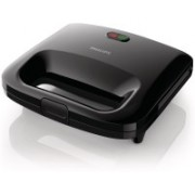 Philips HD2393 Sandwich Maker Toast(Black)