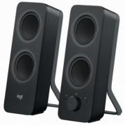 LOGITECH Bluetooth 2.0 zvučnici Z207 (Crni) - 980-001295