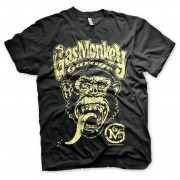 Gas Monkey Garage Big Brand Logo Tee