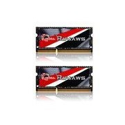 G.Skill RipJaws Series SO-DIMM 16 Go (2 x 8 Go) DDR3 1600 MHz CL11 - RAM SO-DIMM PC3-12800 - F3-1600C11D-16GRSL (garantie à vie par G.Skill)