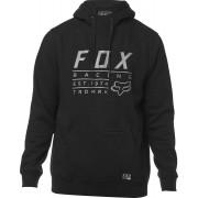 Fox Lockwood Pullover Feece Sudadera con capucha Negro L