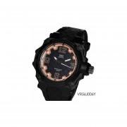 Reloj Q&Q VR56J006Y - Negro - Sumergible