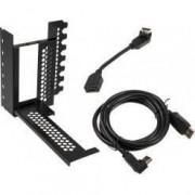Cablu cablemod CableModem vertikale Grafikkartenhalterung mit x16 PCIe Riser Kabe