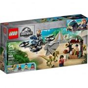 LEGO Jurassic World - Dilophosaurus in libertate 75934