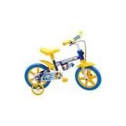 Bicicleta Infantil Nathor Masculina Shark Aro 12