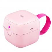 59S S6 UVC LED mini fertőtlenítő doboz 904155 (rózsaszín)