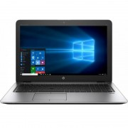 Laptop HP EliteBook 850 G4 15.6 inch Full HD Intel Core i7-7500U 8GB DDR4 256GB FPR Windows 10 Pro Silver