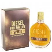 Diesel Fuel For Life Spirit Eau De Toilette Spray 2.5 oz / 75 mL Fragrances 502825