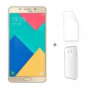 Samsung Galaxy A9 Pro A9100 Octa Core Dual Sim 4G RAM 32G ROM 6.0'' Oro + Protector De Pantalla + Estuche