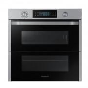 Samsung NV75N5641RS Dual Cook Einbaubackofen, 75 Liter, A+