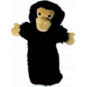 Jucarie educativa The Puppet Company Hand Doll - Chimpanzee
