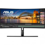 "ASUS - ProArt 34.1"" IPS LED UltraWide HD Monitor with HDR - Black"