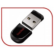USB Flash Drive 16Gb - SanDisk Cruzer Fit SDCZ33-016G-B35