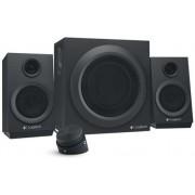 Zvučnici 2.1 Logitech Z333 40W Black/