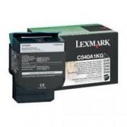 Toner Nero 1.000 Pagine per Lexmark C540N,C543N,C544Xx 0C540A1Kg