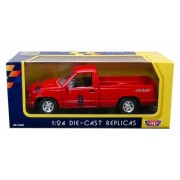 1992 Chevrolet SS 454 Pickup Truck Red 1/24 by Motormax 73203