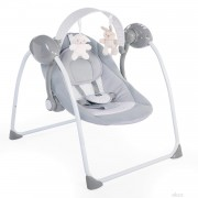 Chicco LJuljaška Relax&Play cool Grey siva (5380119)