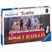 Настолна игра лабиринт джуниър Ravensburger - Замръзналото кралство 2, 7020499