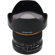 Samyang obiettivo grandangolare 14 mm f/2.8 IF ED UMC aspherical per fotocamere digitali Canon - colore: Nero