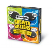 * RECORDABLE ANSWER BUZZERS SET OF 4