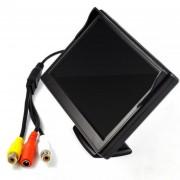 Monitor 4.3 Pulgadas Lcd Rca 3w Portable Dvd Camara Retroceso Generico - Negro