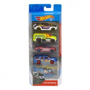 Set 5 masinute Hot Wheels fast responders
