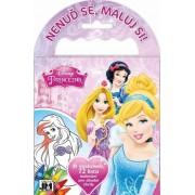 Disney Hercegnők úti színező zsírkrétával
