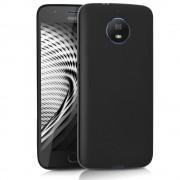 Husa MOTOROLA Moto G5S - UltraSlim Mat (Negru)