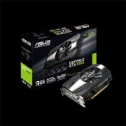 VGA Asus PH-GTX1060-3G, nVidia GeForce GTX 1060, 3GB 192-bit GDDR5, do 1708MHz, DP 2x, DVI-D, HDMI 2x, 36mj