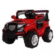 Masinuta electrica pentru copii Saint Toys SUV electric cu telecomanda Police rosu