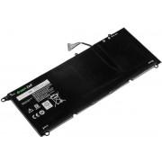 Baterie Laptop Green Cell 90V7W/JD25G pentru Dell XPS 13 9343/9350, Li-Poly 4 celule