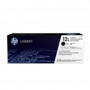 HP 12L Economy Black Original LaserJet Toner Cartridge (Q2612L)