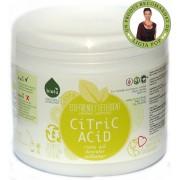 Acid citric ecologic pentru rufe Biolu 450g